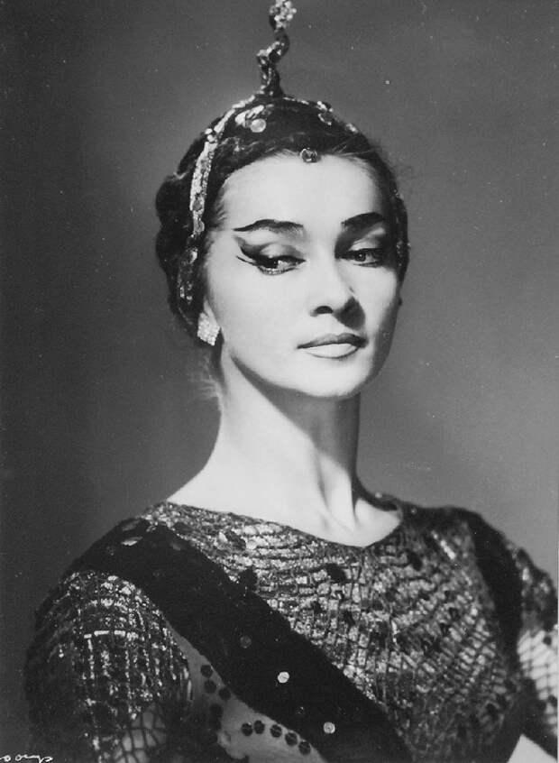Ольга Савицкая / Olga Sawicka польская балерина