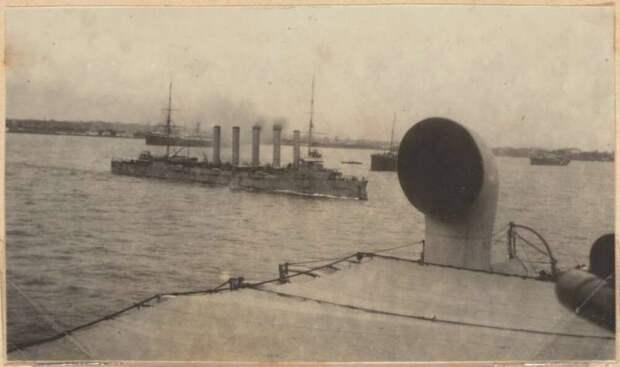 """О прорыве крейсеров """"Аскольд"""" и """"Новик"""" в бою 28 июля 1904 года. Заключение"""