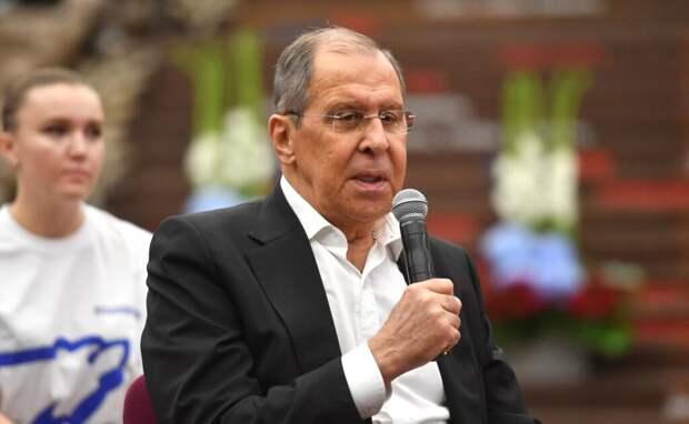 Лавров отверг обвинения в размещении российской ЧВК в Мали