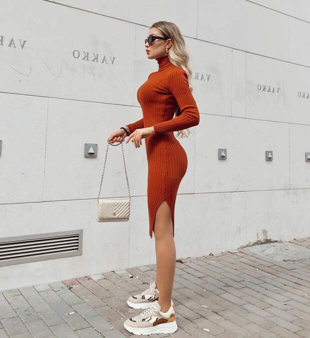 платье лапша фото 7