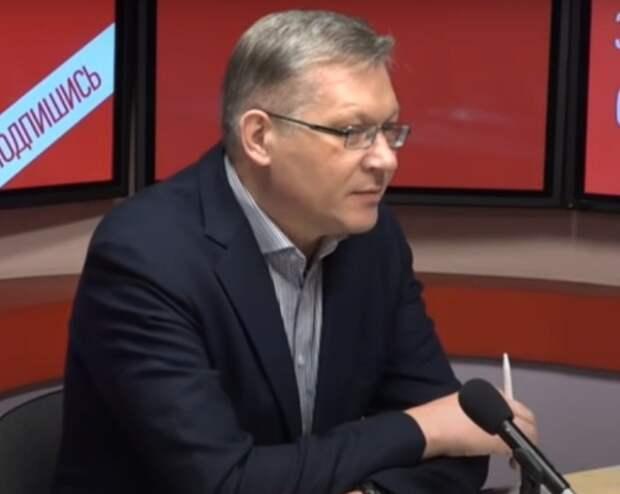 Экс-депутата Рыжкова задержали по подозрению в нарушении порядка организации митинга