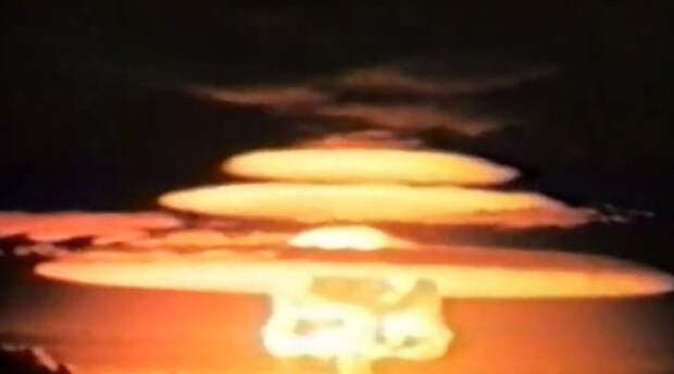 Ядерные взрывы, которые потрясли весь мир