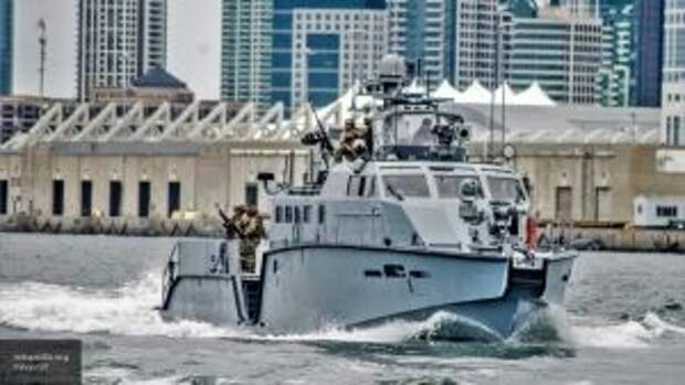 Украина пытается   усилить свой флот поставками катеров Mark VI из США