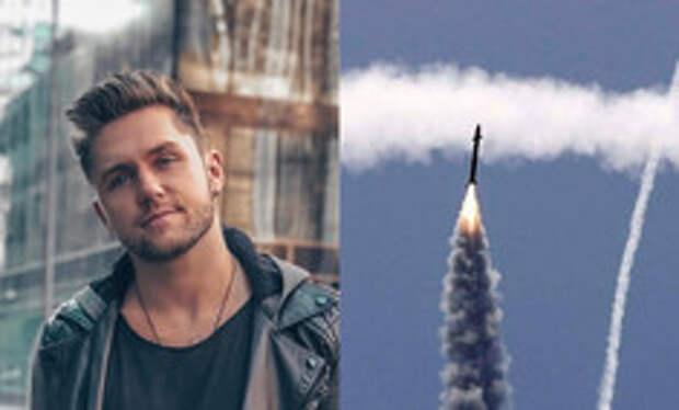 «Жестко обстреляли»: Влад Соколовский не может вылететь из Израиля