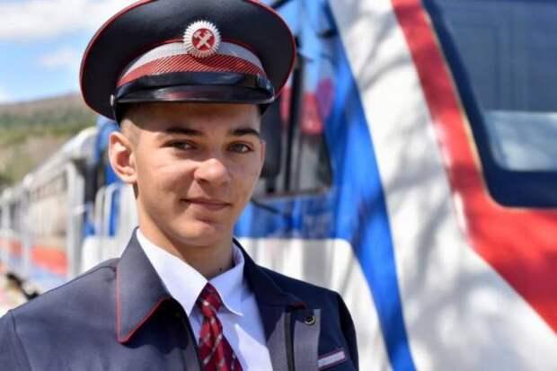 Даниил Дейнеко: Моя мечта - водить локомотивы