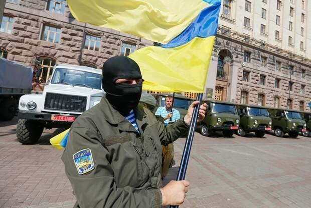 В бой идут карательные батальоны: на Украине грядет новое кровопролитие