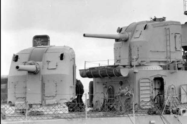 Боевые корабли. Крейсера. Расстрелянный блин, который не вышел комом (1)