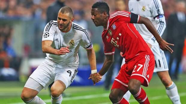 Кроос — об Алабе: «Если играешь в стартовом составе «Баварии», то ты точно достаточно хорош для «Реала»
