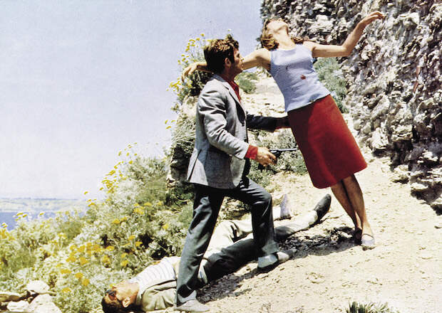 Как это снято: «Безумный Пьеро»