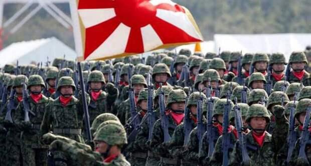 Запад активизирует Японию, превращая её в военную державу