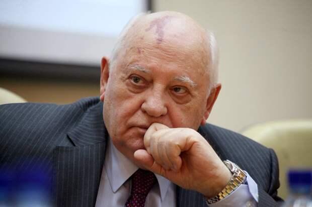 Горбачев выразил уверенность в исторической правоте перестройки