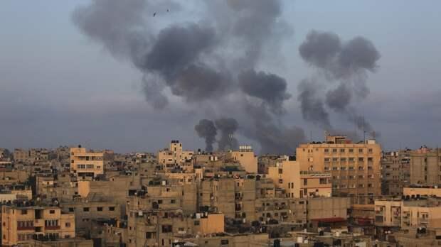 Дома трех командиров ХАМАС попали под удары израильских ВВС