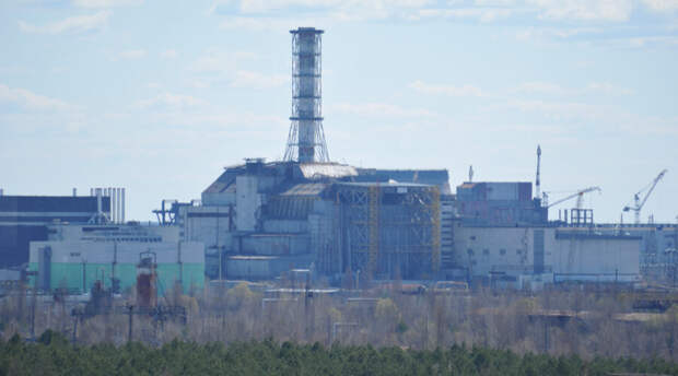 Украинские власти конфисковали партию «чернобыльской водки»