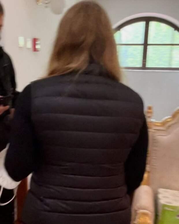 Бывшая жена Игоря Малашенко выживает Божену Рынску из собственного дома