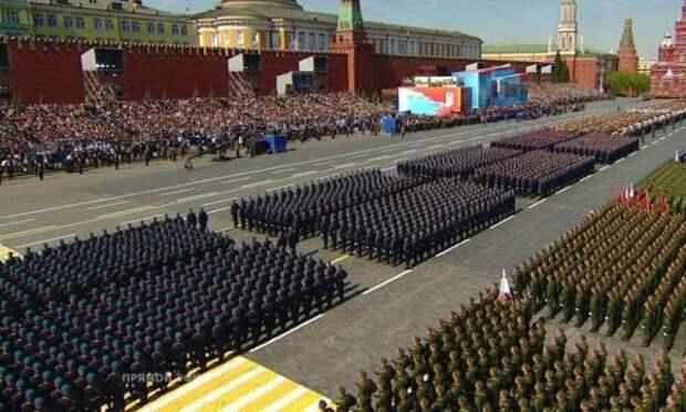 ВРоссии пройдет празднование Дня Победы