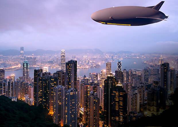 Самое большое воздушное судно получит гибридную двигательную установку