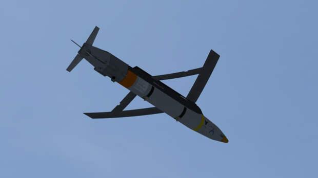 Российские ПВО сбили над Сирией американскую планирующую «супербомбу»