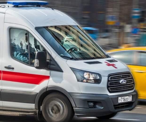 Открывший стрельбу на юго-западе Москвы человек умер в больнице