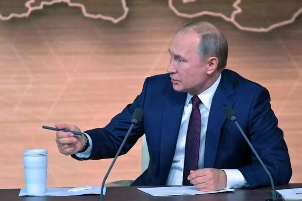 """Путин высмеял украинца Цимбалюка, заявившего о """"танках ВСУ на Кубани"""""""