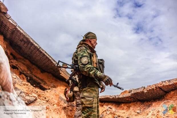 Мирошник назвал причины, почему ополчение Донбасса не идет в наступление на Украину