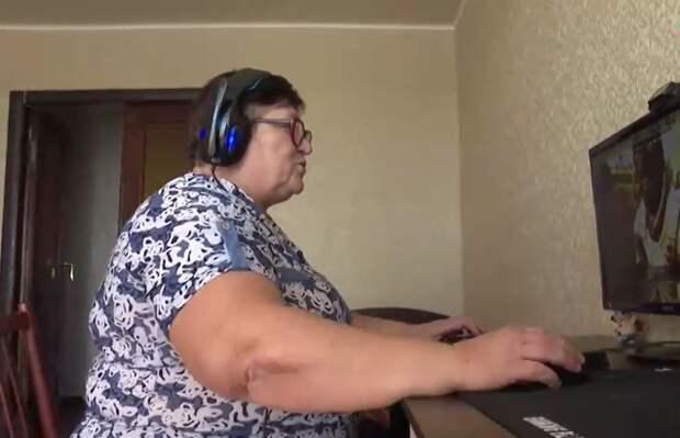 Как популярная российская геймерша Баба Аня обустраивается в Крыму