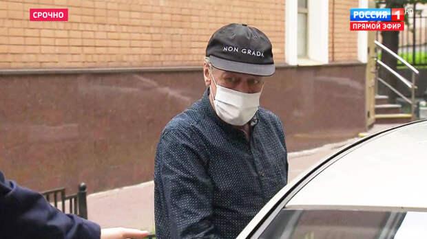 Известные юристы не готовы защищать Михаила Ефремова вместо Эльмана Пашаева