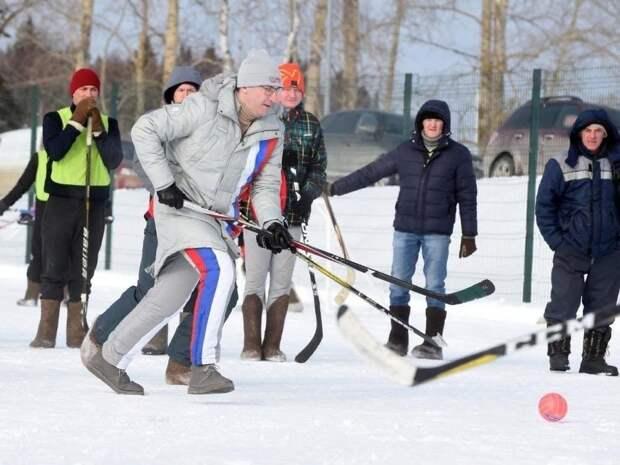 Ижевск может принять Всероссийский чемпионат по хоккею на валенках