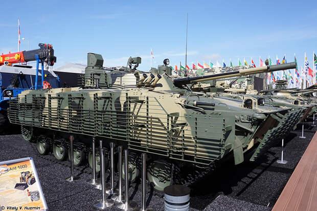 БМП-3М станет еще более зоркой