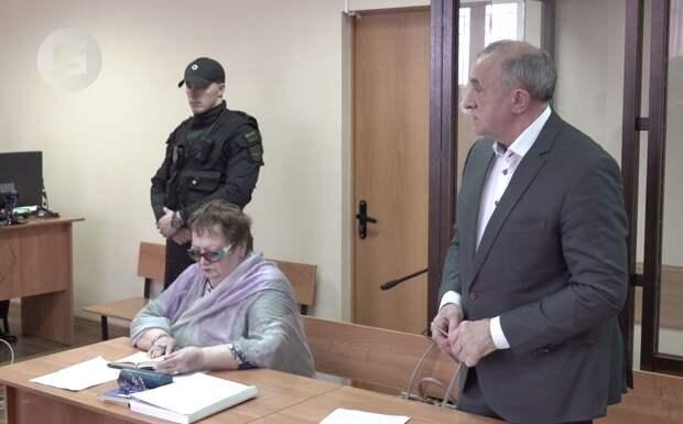 Последнее слово экс-главы Удмуртии Александра Соловьева в суде
