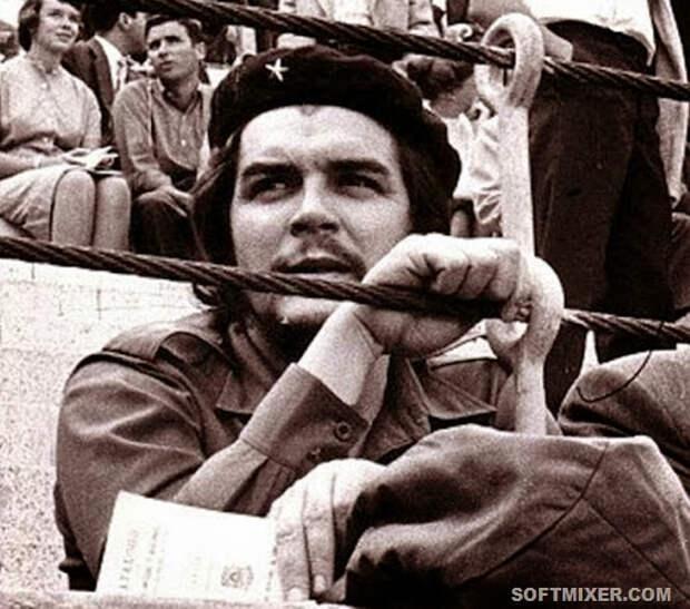 86-Ernesto Che Guevara en Madrid