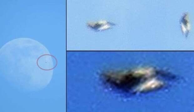 Над Америкой и Канадой заметили удивительные «летающие тарелки»