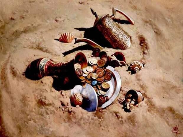Тайны древних кладов