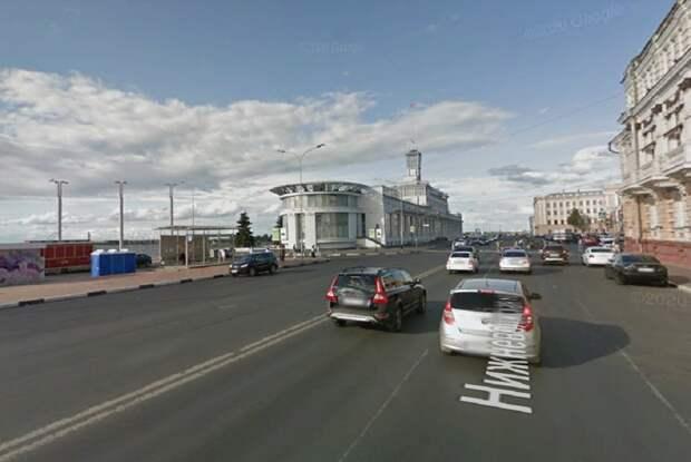 Движение транспорта изменится по Нижневолжской набережной 26 июня