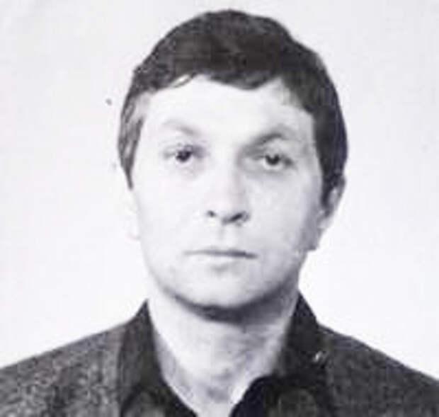 Криминальный авторитет Виктор Башмаков