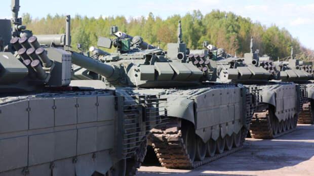 Путин: доля современного вооружения и техники в ВС России вырастет до 76% к 2024 году