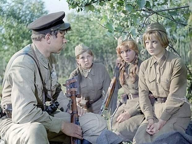 """""""Будем жить, Маэстро!"""" Подборка фото со съёмок фильмов о войне."""
