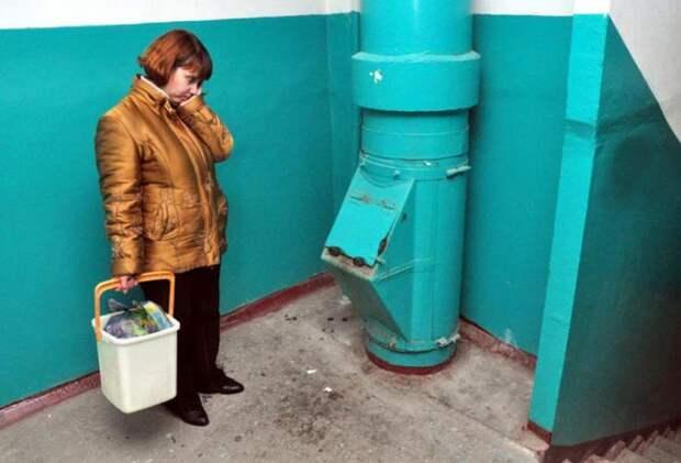 """""""Заварить все мусоропроводы"""": они могут исчезнуть из подъездов"""