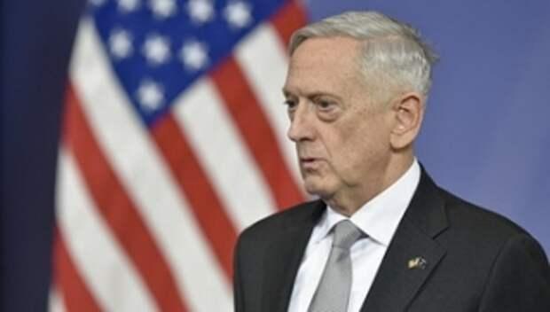 Отставка главы Пентагона Мэттиса показала зыбкость союзов с США и кризис Администрации Трампа