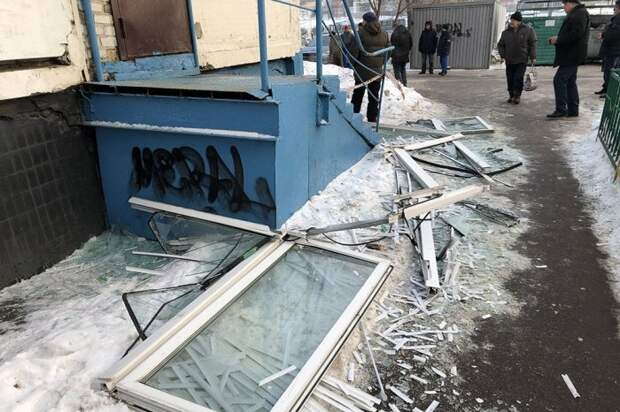 В Москве прогремел взрыв в многоэтажке