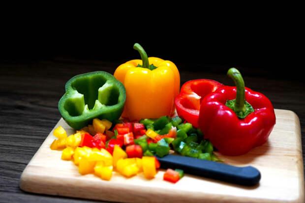 Красные или зеленые овощи. Какие лучше?