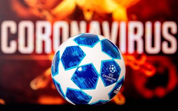 УЕФА объявил орешении отложить финалы Лиги чемпионов иЛиги Европы из-за коронавируса