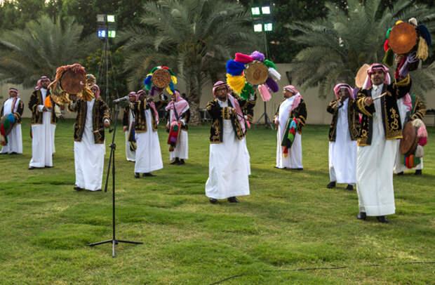 саудовская аравия свадьба