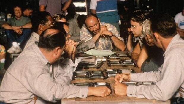 20 лет фильму «Побег из Шоушенка» фильм, Побег из Шоушенка, кино, факты