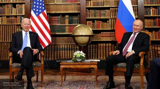 Политолог Журавлев раскрыл настоящую причину звонка Байдена Путину