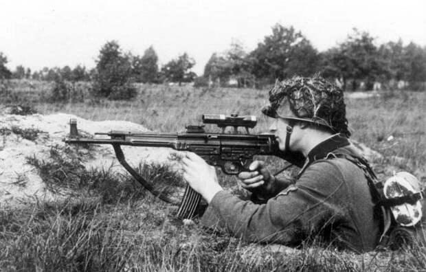 Винтовки и их замена. Особенности перевооружения пехоты основных участников Второй мировой войны
