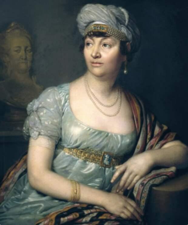 Три необычных головных убора России начала XIX века
