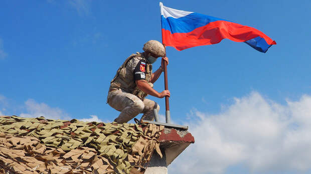 Психологическая травма: Американцы признали, что бежали от русских в Сирии