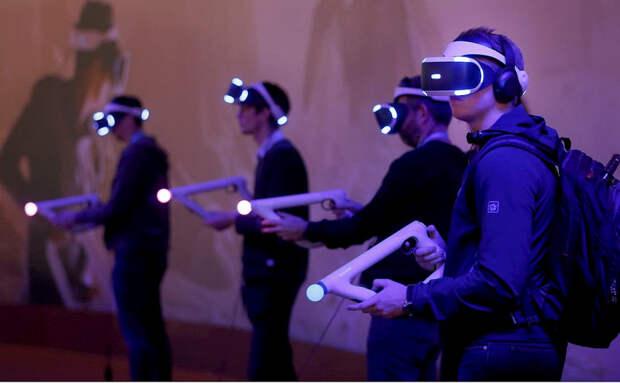 Sony анонсировала шлем виртуальной реальности для PlayStation 5 задолго до выпуска