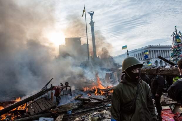 Почему русская Украина не восстала и семь лет терпит Майдан