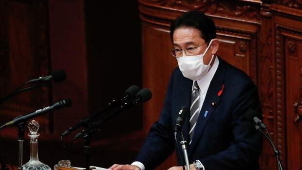 Премьер Японии Кисида заявил, что КНДР запустила две ракеты